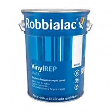 Tinta Vinilica Vinylrep Robbialac