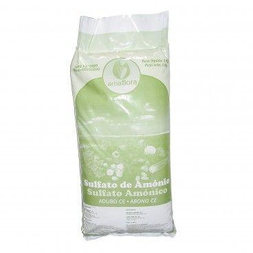 Adubo com Sulfato de Amónio Amaflora