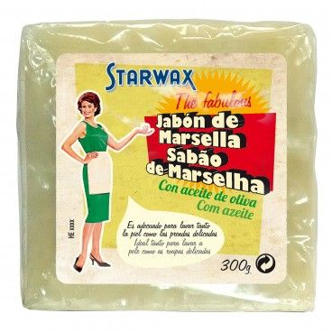 Sabão Marselha Starwax 300gr
