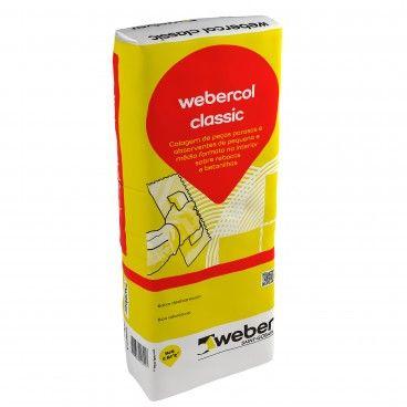 Weber Col Classic 25kg