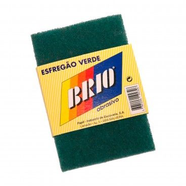 Esfregão Verde Abrasivo
