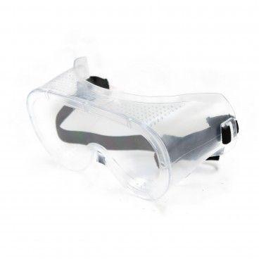 Óculos de Proteção Brancos com Elástico