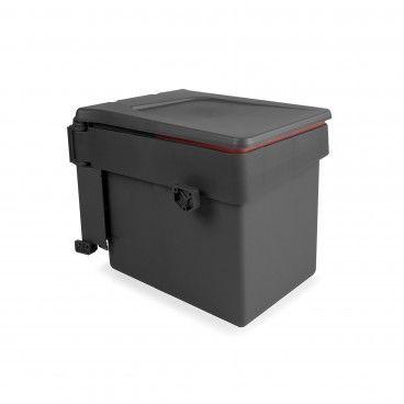 Balde de Lixo Recycle para Porta 15L
