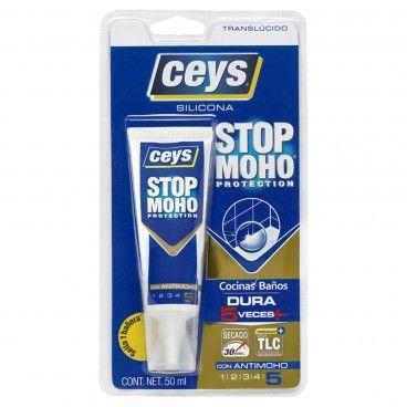 Silicone Stop Mofo Ceys Translucido 50ml