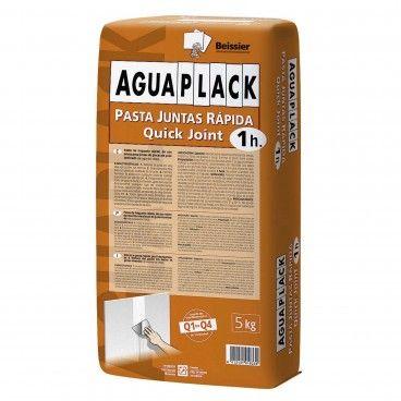 Massa de Juntas Beissier Aguaplack Quick Joint 1h