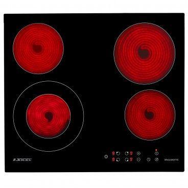 Placa de Vitrocerâmica Jocel JP4EV-010162
